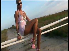 LGH - Tamia - Strumpfhose - Beine - Heels