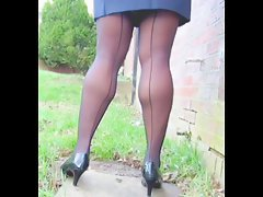 TGirl Luscious Seams 353