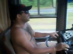 sexual bear truck driver(naked)