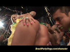 samba fuck party