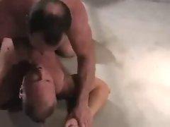 Erotic wrestling