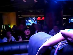 Sexual Cougar bull ride prt. 2