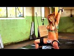 tied biker slutty girl