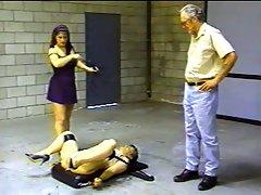 retro vagina whipping