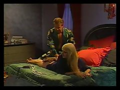 Gagged vixen gets a nice spanking