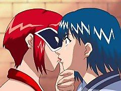 Flashback Game Lesbian Scene 1