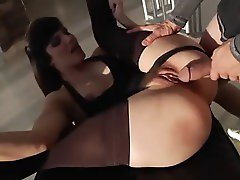 Bobbi Starr Facefuck and Anal