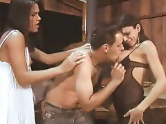 Brazilian Threesome 2
