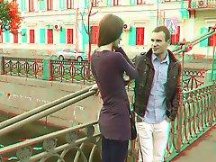 Angelina & Bruce 3D