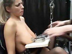 Extreme Brutal Nipples Torture