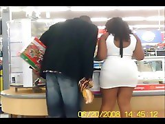Candid Black Girls in Public - NonNude