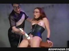 Shaved Pussy Punishment