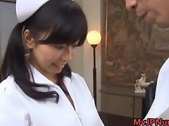 Doctor Has Hina Hanamis Tight Nurse part4