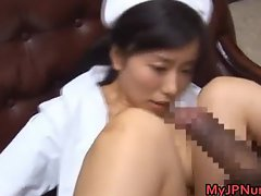 Doctor Has Hina Hanamis Tight Nurse part2
