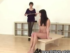 Watch british Lady Sonia with lesbian