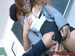 Karen Natsuhara Busty Asian babe  part5