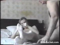 1-hour long homemade sex tape
