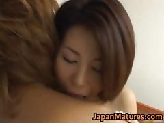 Horny Mature Mio Fujiki Goes Wild For part2