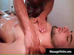 Hot and horny dude gets the massage part5