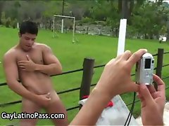 Andre and Ricardo latin gay fuck part2