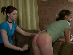 Spank the babe REVERSE ANGEL