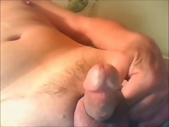 compilation cock oozing cum close-up