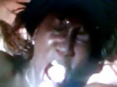 French Black Ebony Suceuse de Ouf