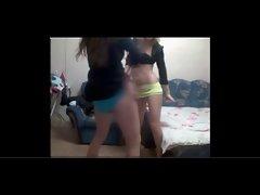 Russian girl on web cam