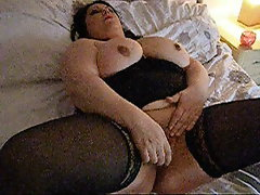 bbw using her dildo leicester