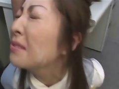 Yuri Koizomi JAV Bukkake CENSORED