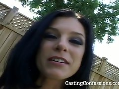 India summer is cast for her first scene