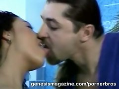 Genesis threesome with mia stone and agnes