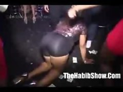 At club Diversity wth some booty shakin