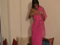 Sexy Indian Girll in Saree