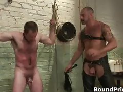 Hardcore gay guys in extreme gay BDSM part5