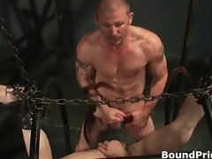 Brenn, Adam and Blake in horny extreme part6