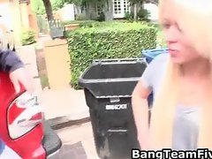 Blond sluts looking for cock to suck part1