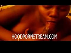 black hood ghetto girl friend doing blow