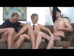 German Mature Horny Wife