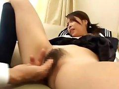Big tits japanese schoolgirl