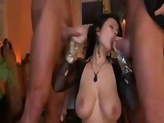 Supple Breasted Sexpot