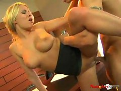 Riley Evans hot secretary 3