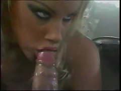 Nicole Sheridan doing great blowjob