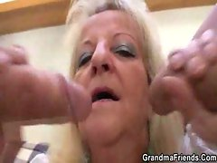 Grandma is the hottest bitch