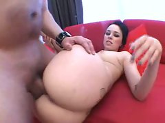 Alexa Von Tess gets a little inter-personal