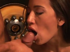 Amia Moretti gets a hot cock in her horny hole and enjoys it to the fullest