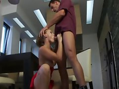 Kathia Nobili lets it all hang out when her asshole is pummeled