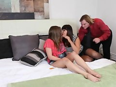 Ashlynn Leigh loves how Ava Devine shows her to please man beef