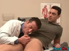 Super hot dude gets his gay penus part4