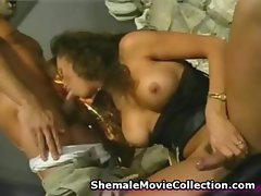Cum On Shemale Big Tits!